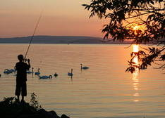 Fishing Vacation on Lake Balaton
